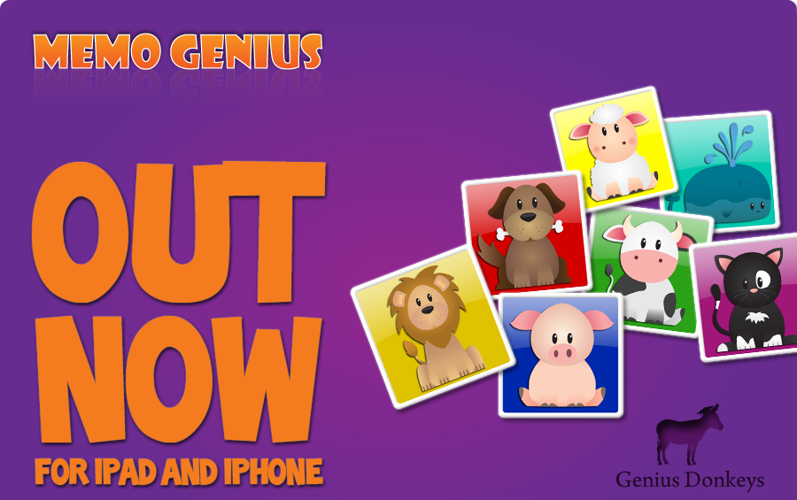 Memo Genius OUT NOW!